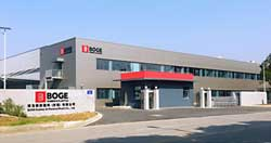Boge expands production of vibration control systems in China