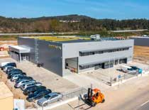 Beck Automation opens new production site in Portugal