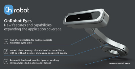 OnRobot Expands Product Capabilities, Empowering Customers to Use Tools in Ever-Broadening Applications