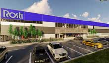 Rosti to build new factory in Romania