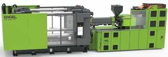 Engel's fastest dual-platen machine on the market