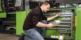 Engel sets up used machinery sub