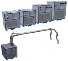 Ambient air dryers