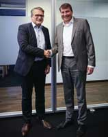 Frimo/Hennecke in PU tie-up for auto sector