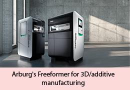 Arburg owners take over 3D start-up German RepRap