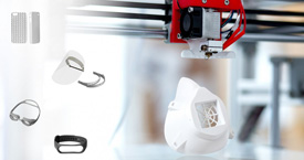 TPE takes to 3D printing applications