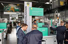 Arburg to have smaller groups for industry event in 2021