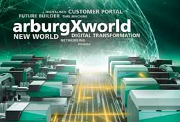 Arburg to focus on digital products