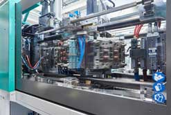 Arburg launches cube mould machine for low volume output of technical parts