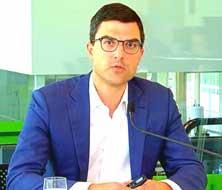 Engel's CEO Dr Stefan Engleder.