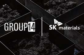 Group14 Technologies in jv with SK Materials for battery materials
