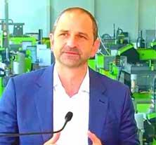 Engel CSO, Dr Christoph Steger
