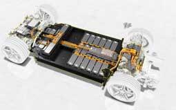 BASF/Porsche to develop batteries for EVs