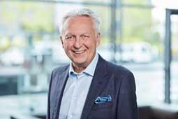 Gerhard Luftensteiner CEO Keba