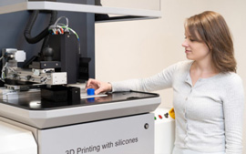 Wacker sets up first LSR 3D printing lab in US