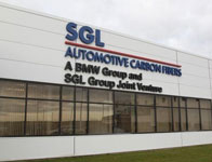 BMW and SGL triple carbon fibre capacity in the US; plant largest in the world