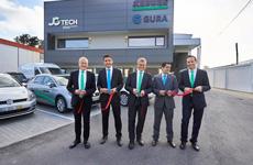 opens tech centre in Portugal