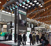 German-centric show for machine makers