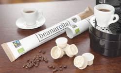 BASF having turned around their products for coffee capsules