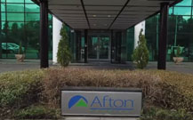 Afton opens expanded facility in Japan