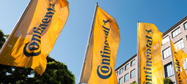 Continental to list powertrain business by 2020; expects auto market downturn over 5 years