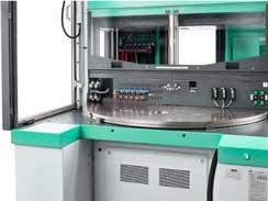 Arburg's next-generation rotary table machine