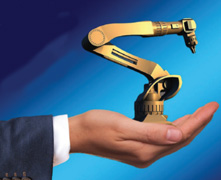 The use of robots, artificial intelligence (AI)
