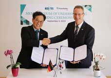German and Korean institutes tie up for microLED research