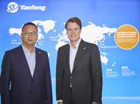 Yanfeng Technology brings smart cabin capabilities to Europe/US